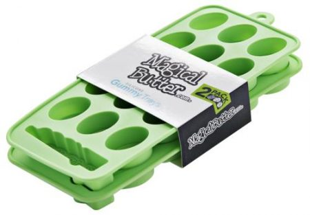 MagicalButter Eat To Treat Gummy Trays 2/Pack