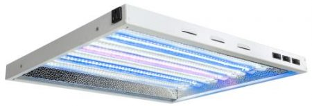 AgroLED Sun 211 Veg LED 6500K + Blue + UV - 120 Volt