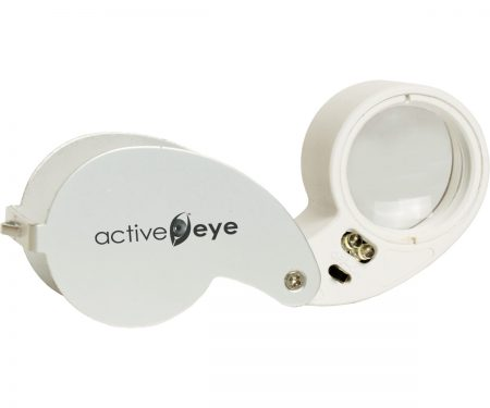 Active Eye Lighted Loupe