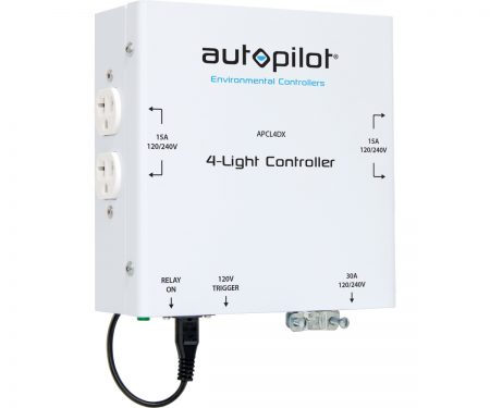 Autopilot 4-Light High Power HID Controller 4000W (120V/240V)