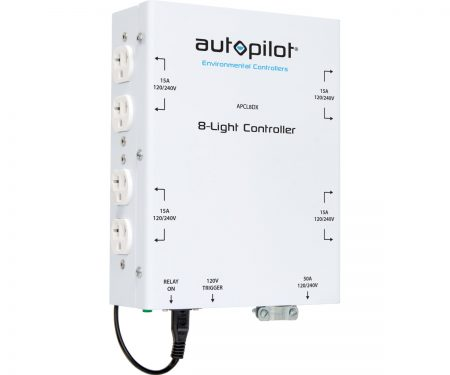 Autopilot 8-Light High Power HID Controller