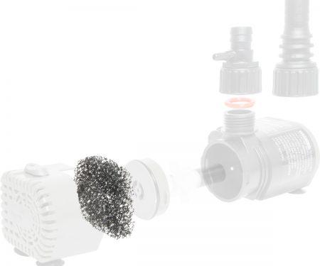 Active Aqua Pre-Filter for AAPW160