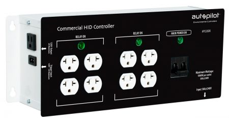 Autopilot Commercial High Power HID Controller