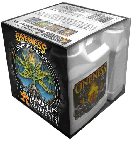 Humboldt Nutrients Oneness 1-Part Box Starter Kit