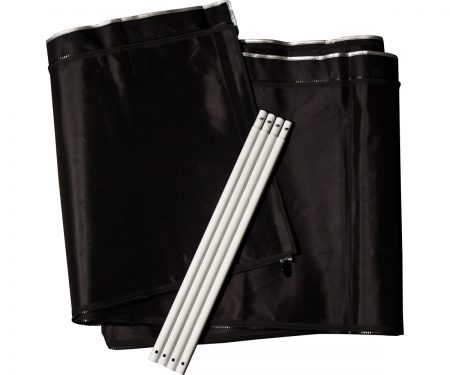 1' Extension Kit for 4' x 8' Gorilla Grow Tent