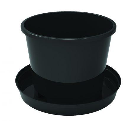 Maxipot Twistpot Pot w/Saucer