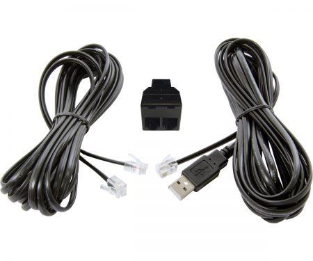 Phantom USB-RJ12 Controller Cable Pack
