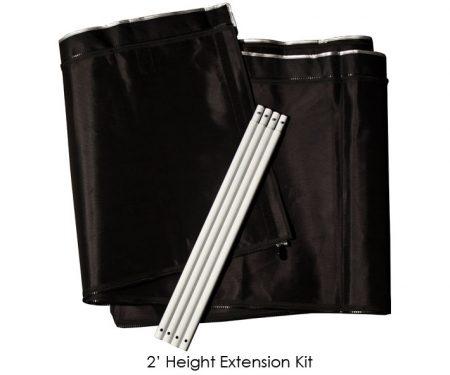 Gorilla Grow Tent 8' x 16' 2 Ext Kit Only