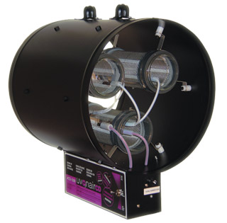 CD-In-Line Duct Ozonator Corona Discharge