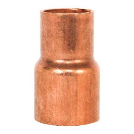 Ideal-Air Copper Line Set Reducer 1-1/8 in x 7/8 in OD Coupling