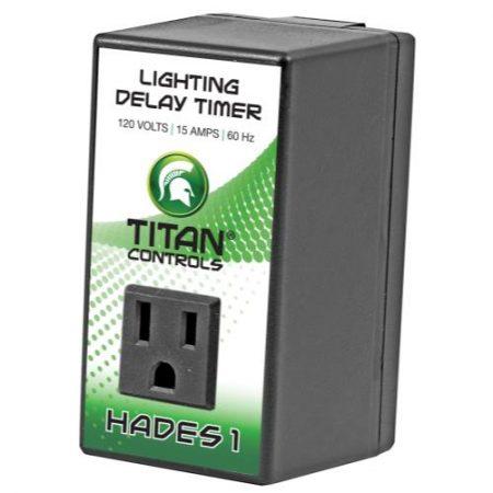 Titan Controls Hades 1 - 15 Minute Lighting Delay Timer