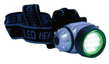 Grower's Edge Green Eye LED Headlight