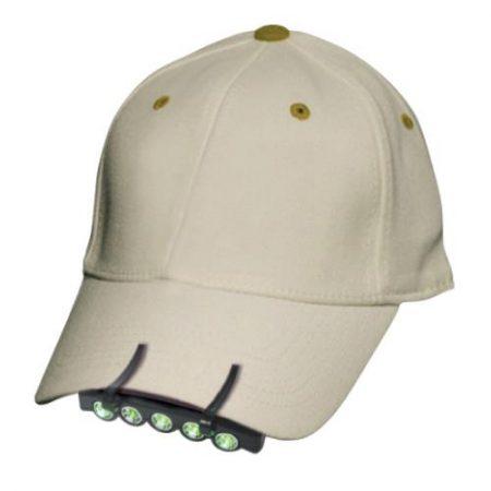 Grower's Edge Green Eye LED Cap Light