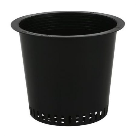 Gro Pro Premium Black Mesh Pot 8 in