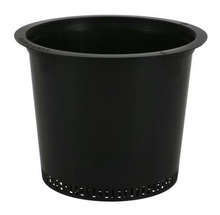 Gro Pro Premium Black Mesh Pot 12 in