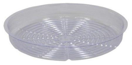 Gro Pro Premium Clear Plastic Saucer 14 in