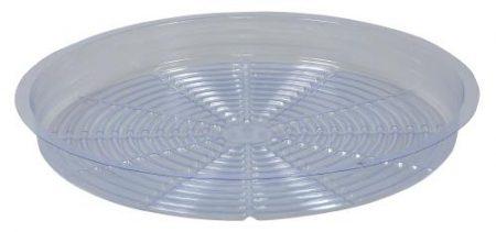 Gro Pro Premium Clear Plastic Saucer 16 in