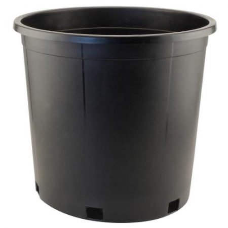 Gro Pro Nursery Pot w/ Textured Sides # 5
