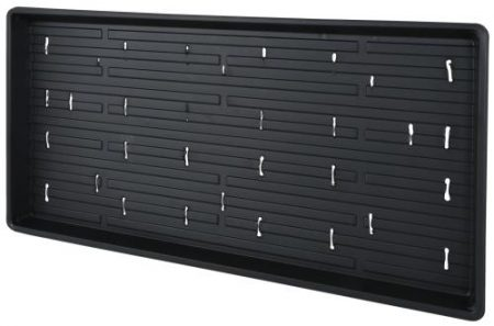 Super Sprouter 10 x 20 Short Germination Tray With Hole