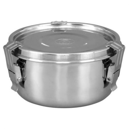 HumiGuard Clamp Sealing Stainless Containers - Medium