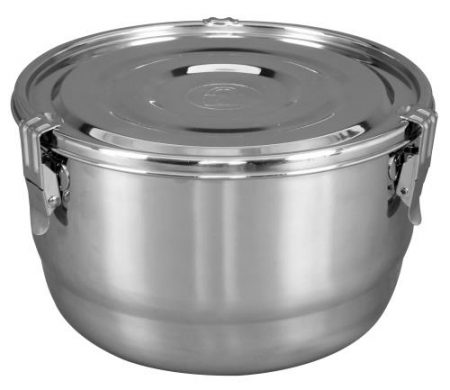 HumiGuard Clamp Sealing Stainless Containers - 4 L