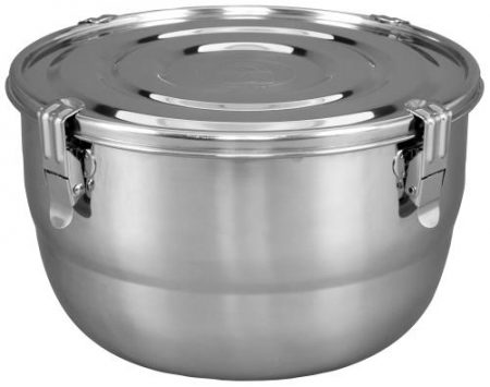 HumiGuard Clamp Sealing Stainless Containers - 6 L