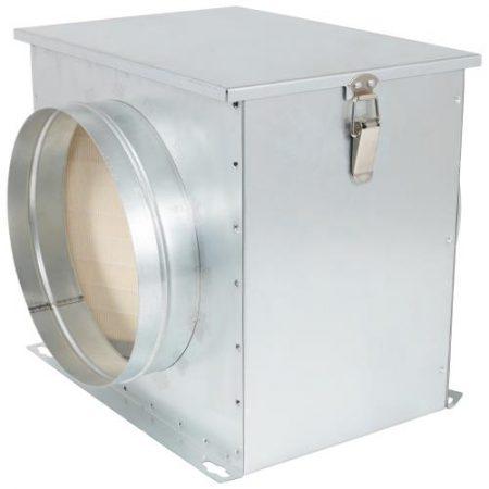 Ideal-Air HEPA Intake Filter Box 10 in