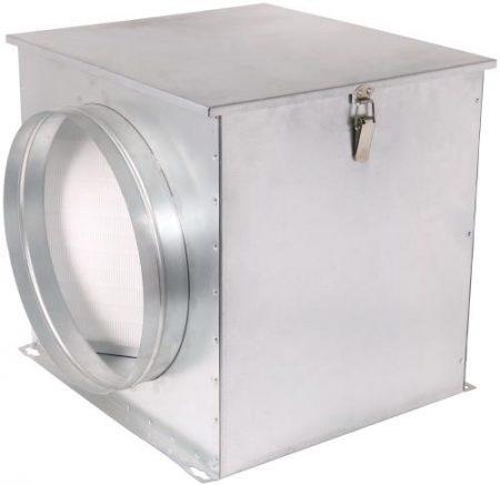 Ideal-Air HEPA Intake Filter Box 14 in
